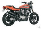 Escapes Vance & Hines Widow Harley Davidson XR 1200
