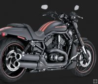 ESCAPE VANCE AND HINES BLACK WIDOW HD VROD