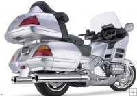 Slip-Ons w/BilletTips GoldWing (01-14) [1213]