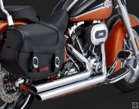 Kit Escapes Vance & Hines para Softail 1986 - 2011 [17921 + TR/VH7015]
