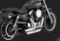 Escapes Vance & Hines Shortshots Staggered PARA HARLEY