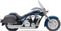 Cobra Speedster Slashdown VT1300CT Interstate (10-15)