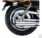 Colas de escape Screamin Eagle para Harley Sportster